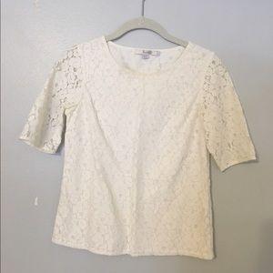 Beautiful Boden lace blouse